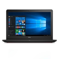 "Notebook Dell I15-7559-A20 Gaming Edition Intel Core i7 6700HQ 15,6"" 8GB HD 1 TB Híbrido SSD 8 GB"