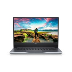 "Foto Notebook Dell i14-7472-d20s Intel Core i7 8550U 14"" 8GB HD 1 TB GeForce MX150 Linux"