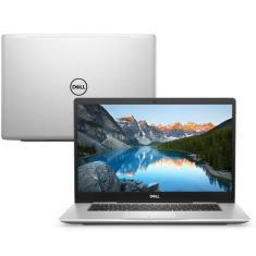"""Notebook Dell I15-7580-U30 Intel Core i7 8565U 15,6"""" 8GB SSD 256 GB GeForce MX150 Linux"""