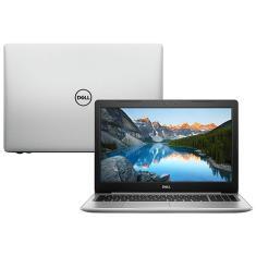 """Notebook Dell i15-5570-N10 Intel Core i5 8250U 15,6"""" 16GB SSD 256 GB Windows 10 8ª Geração"""