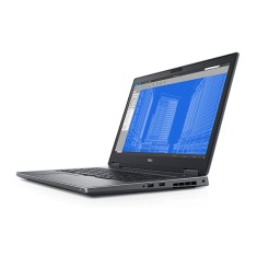 "Foto Notebook Dell 7730 Intel Core i5 8300H 17,3"" 8GB HD 500 GB Windows 10 8ª Geração"