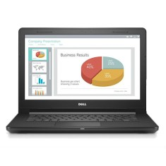 "Foto Notebook Dell 14-3468 Intel Core i3 6006U 14"" 4GB HD 500 GB Windows 10 6ª Geração"