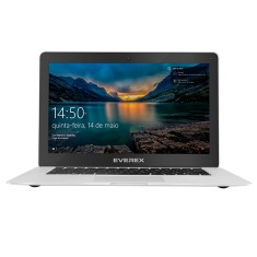 "Foto Notebook Everex Nea232W Intel Atom x5 Z8350 14"" 2GB SSD 32 GB Windows 10"