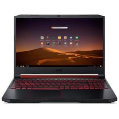 "Notebook Gamer Acer Aspire Nitro 5 Intel Core i5 9300H 9ª Geração 8GB de RAM HD 1 TB SSD 128 GB 15,6"" Full HD GeForce GTX 1650 Endless OS AN515-54-58CL"