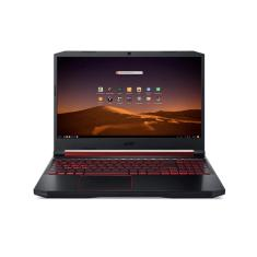 "Notebook Gamer Acer Aspire Nitro 5 Intel Core i5 9300H 9ª Geração 8GB de RAM SSD 512 GB 17,3"" Full HD GeForce GTX 1650 Linux AN517-51-50JS"