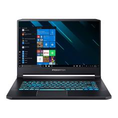 "Notebook Acer PT515-51-75L8 Intel Core i7 8750H 15,6"" 16GB SSD 512 GB GeForce RTX 2080 Windows 10"