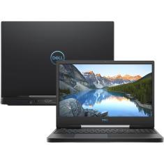 "Notebook Gamer Dell G5 G5-5590-A20 Intel Core i7 9750H 15,6"" 8GB HD 1 TB SSD 128 GB"