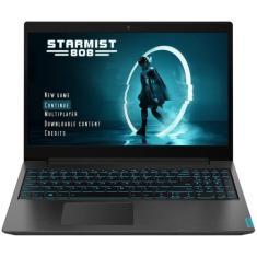 """Notebook Gamer Lenovo IdeaPad L340 Intel Core i5 9300HF 9ª Geração 8GB de RAM SSD 256 GB 15,6"""" Full HD GeForce GTX 1050 Windows 10 IdeaPad L340"""