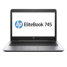 "Foto Notebook HP 725 G3 AMD A12 8800B 12,5"" 8GB HD 500 GB Windows 10"
