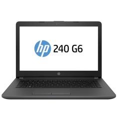 "Notebook HP 240 G6 Intel Core i3 6006U 14"" 4GB HD 500 GB Windows 10 6ª Geração"