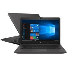 "Notebook HP G Series 246 G7 Intel Core i3 1005G1 10ª Geração 4GB de RAM HD 1 TB 14"" Windows 10"