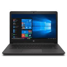 "Notebook HP G Series 246 G7 Intel Core i5 8250U 8ª Geração 4GB de RAM Optane 16 GB HD 1 TB Híbrido 14"" Windows 10 3L989LA"