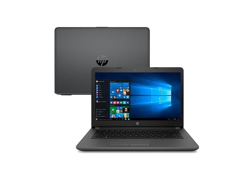 Notebook HP 246 G6 Intel Core i5 7200U 14