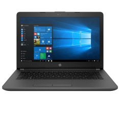 "Foto Notebook HP 246 G6 Intel Core i5 7200U 14"" 8GB HD 1 TB Windows 10 7ª Geração"