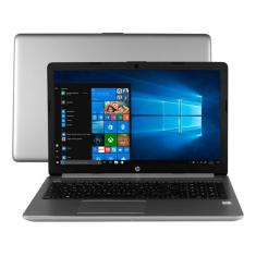 "Notebook HP G Series Intel Core i5 8265U 8ª Geração 8GB de RAM SSD 256 GB 15,6"" Windows 10 250 G7"