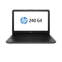 "Foto Notebook HP 240 G4 Intel Core i3 5005U 14"" 4GB HD 500 GB Windows 10 5ª Geração Pro"