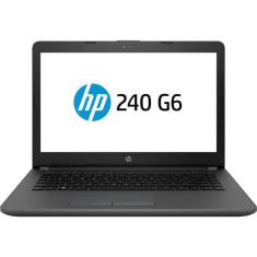 "Notebook HP 246 G6 Intel Core i5 7200U 14"" 4GB HD 1 TB Windows 10 7ª Geração"