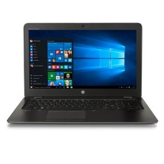 "Foto Notebook HP ZBook G4 Intel Core i7 7500U 15,6"" 8GB HD 256 GB Windows 10 7ª Geração"