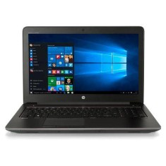 "Foto Notebook HP ZBook G4 Intel Core i7 7700HQ 15,6"" 8GB HD 1 TB Windows 10 7ª Geração"