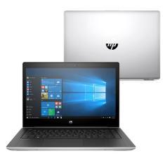 "Notebook HP 440 G5 Intel Core i7 8550U 14"" 8GB HD 500 GB Windows 10 8ª Geração"