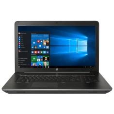 "Notebook HP ZBook G3 Intel Xeon E3 1535M v5 17,3"" 32GB SSD 256 GB Windows 10"