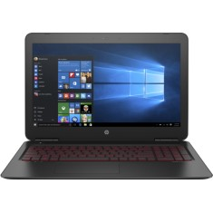 "Foto Notebook HP Omen 15 Intel Core i7 7700HQ 15,6"" 32GB HD 1 TB GeForce GTX 1050 SSD 500 GB"