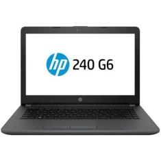 "Notebook HP 240 G6 Intel Core i5 7200U 14"" 8GB HD 500 GB Windows 10 7ª Geração"