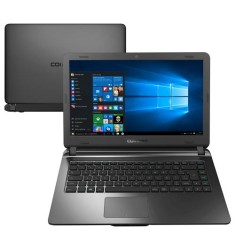 "Foto Notebook HP Presario Intel Celeron N3060 4GB de RAM HD 500 GB 14"" Windows 10 CQ31"