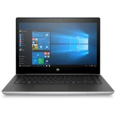"Notebook HP Intel Core i5 8250U 14"" 8GB HD 500 GB Windows 10 8ª Geração"