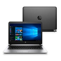 "Foto Notebook HP 440 G3 Intel Core i5 6200U 14"" 16GB HD 500 GB Windows 10 6ª Geração"