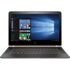 "Foto Notebook HP Spectre 13 Intel Core i7 8550U 13,3"" 8GB SSD 1.024 GB Windows 10 Touchscreen"