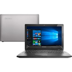 "Foto Notebook Lenovo G40-80 Intel Core i5 5200U 14"" 4GB HD 1 TB Radeon R5 M230 Windows 10"
