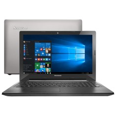 "Foto Notebook Lenovo G50-80 Intel Core i5 5200U 15,6"" 4GB HD 1 TB Radeon R5 M230 Windows 10"
