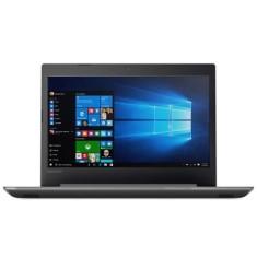 "Notebook Lenovo IdeaPad 300 320 Intel Core i3 6006U 14"" 4GB HD 500 GB 6ª Geração"