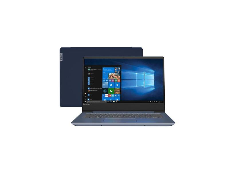 82ac07723 Notebook Lenovo IdeaPad 300 Intel Core i5 8250U 8ª Geração 14