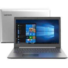 """Notebook Lenovo 81FD0002BR Intel Core i3 6006U 15,6"""" 4GB HD 1 TB Windows 10 6ª Geração"""