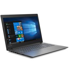 "Foto Notebook Lenovo IdeaPad 330 Intel Core i3 7020U 15,6"" 4GB HD 1 TB Windows 10 7ª Geração"