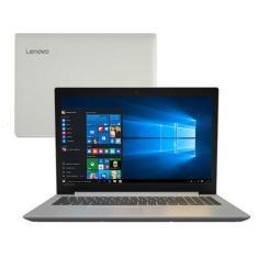 "Notebook Lenovo IdeaPad 330 Intel Core i5 8250U 15,6"" 20GB SSD 480 GB Windows 10 8ª Geração"