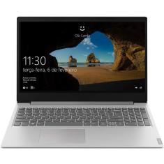 "Notebook Lenovo IdeaPad S145 Intel Celeron N4000 4GB de RAM HD 500 GB 15,6"" Linux 81WTS00000"