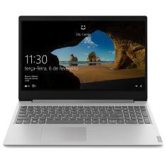 """Notebook Lenovo IdeaPad S145 81S9000LBR Intel Core i5 8265U 15,6"""" 8GB SSD 256 GB GeForce MX110"""