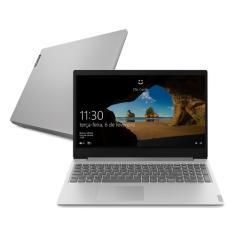 """Notebook Lenovo IdeaPad S145 Intel Core i7 1065G7 10ª Geração 8GB de RAM SSD 256 GB 15,6"""" Full HD Windows 10 Ideapad S145 82DJ0000BR"""