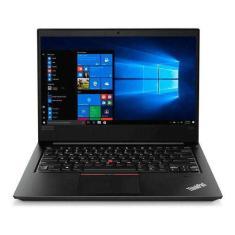 "Notebook Lenovo ThinkPad E480 Intel Core i7 8550U 14"" 8GB SSD 256 GB Radeon RX 550 Windows 10"