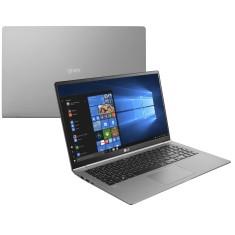"Notebook LG Gram Intel Core i5 8250U 8ª Geração 8GB de RAM SSD 256 GB 14"" Full HD Windows 10 14Z980-G.BH51P1"