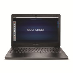 "Foto Notebook Multilaser PC 204 Intel Celeron N3060 14"" 4GB HD 500 GB Linux Wi-Fi"