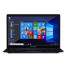"Foto Notebook Multilaser Legacy PC208 Intel Celeron N3350 14"" 4GB eMMC 32 GB Windows 10"
