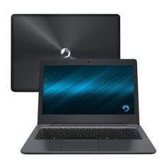 "Notebook Positivo Master N2140 Intel Core i3 7020U 14"" 4GB HD 500 GB Linux 7ª Geração"