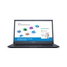 "Notebook Positivo Motion Intel Atom 4GB de RAM SSD 128 GB 14"" Windows 10 Q 4128B"
