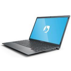 "Notebook Positivo Motion Intel Atom x5 Z8350 4GB de RAM eMMC 64 GB 14,1"" Windows 10 Q464C"