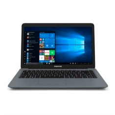 "Notebook Positivo C432A Intel Celeron Dual Core 14"" 4GB eMMC 32 GB Windows 10"
