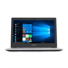 "Notebook Positivo Motion I341TA Intel Core i3 7020U 14"" 4GB HD 1 TB Windows 10 7ª Geração"